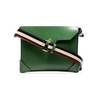 Manu Atelier Bolsa De Couro 'bold' - Verde