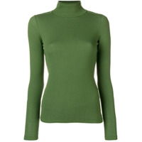 Each X Other Fitted Turtle Neck Sweater - Verde