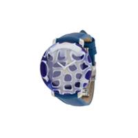 Yunik Relógio Square 36Mm Pequeno - Azul