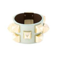 Givenchy Bracelete De Couro - Verde