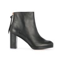 Stuart Weitzman Martine Ankle Boots - Preto