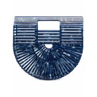 Cult Gaia Bolsa Tote Mini - Azul