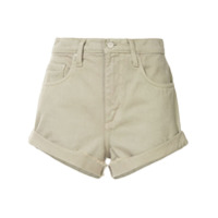 Nobody Denim Boho Shorts - Cinza