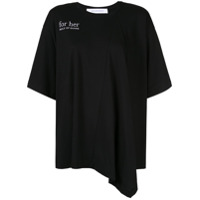 Walk Of Shame Camiseta 'for Her' - Preto