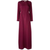 Stine Goya Vestido Longo - Vermelho