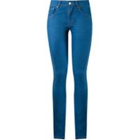 Amapô Calça Jeans Skinny - Azul