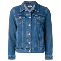 Tommy Jeans Jaqueta Jeans - Azul