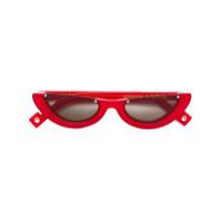 Pawaka Óculos De Sol 'empat 4' - Vermelho