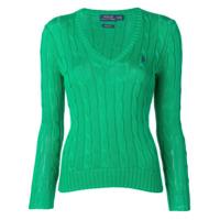 Polo Ralph Lauren Suéter De Tricô - Green