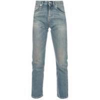 R13 Calça Jeans Slim - Azul