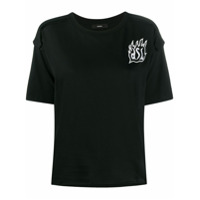 Diesel Camiseta T-Jacky-Ya - Preto