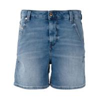 Diesel Short Jeans - Azul