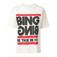 Anine Bing Camiseta True You - Branco
