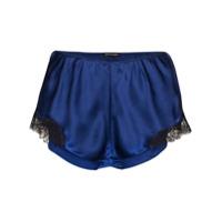 Sainted Sisters Short De Pijama Scarlett - Azul