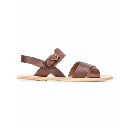 Imagem de Ancient Greek Sandals Sandália Socrate - Marrom