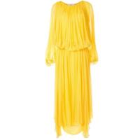 By. Bonnie Young Vestido 'marigold' - Amarelo