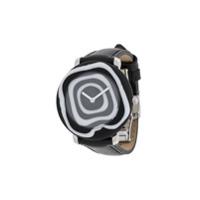 Yunik Relógio Zebra 36Mm Pequeno - Preto