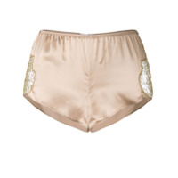 Gilda & Pearl Shorts De Lingerie 'gina' - Neutro