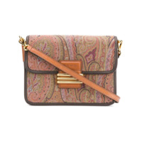 Etro Bolsa Old School Rainbow Bag - Marrom