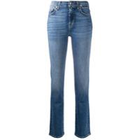 7 For All Mankind Calça Jeans The Straight Soho Light - Azul