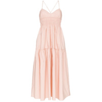 Three Graces Vestido Midi Emma - Rosa