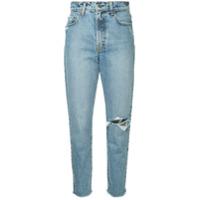 Nobody Denim Calça Jeans Frankie Ankle - Azul