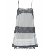 Pop Up Store Vestido Reto Com Renda - 0006