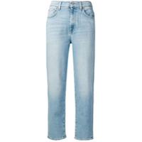 7 For All Mankind Calça Jeans Cenoura - Azul