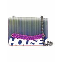 House Of Holland Bolsa Transversal - Azul
