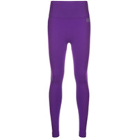 Monreal London Legging Esportiva Sem Costura - Roxo