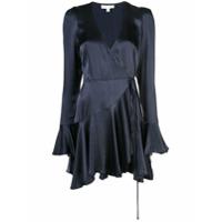Shona Joy Vestido Morrison Envelope - Azul