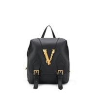 Versace Mochila Virtus - Preto