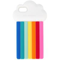 Stella Mccartney Capa Para Iphone 7 'rainbow' - Branco