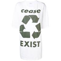 Faith Connexion Camiseta 'exist' - Branco