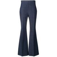 Neil Barrett Calça Jeans Flare - Azul