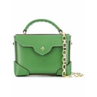 Manu Atelier Bolsa Micro Bold - Verde