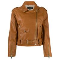 Arma Doris Lee Biker Jacket - Marrom