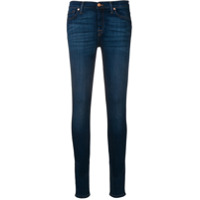 7 For All Mankind Calça Jeans Skinny 'illusion Luxe Starlight' - Azul