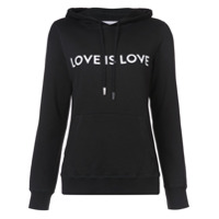 Prabal Gurung Moletom 'love Is Love' - Preto
