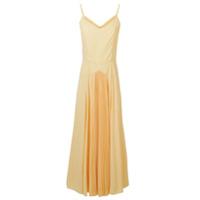 Noon By Noor Vestido 'ray' - Amarelo