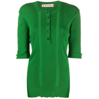 Marni Blusa De Tricô - Verde