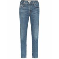 Agolde Calça Jeans Reta Toni - Azul