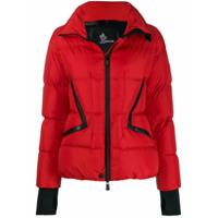 Moncler Grenoble Giubbotto Dixence Puffer Jacket - Vermelho