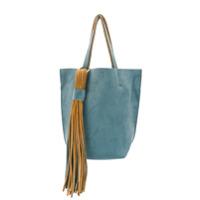 Alila Fringed Detail Tote Bag - Azul