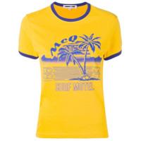 Mcq Alexander Mcqueen Surf Motel T-Shirt - 7043
