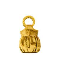 Mehry Mu Bolsa 'lian' Mini - Amarelo