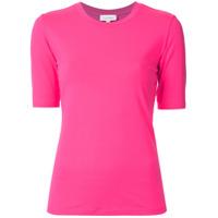 Ck Calvin Klein Crew Neck T-Shirt - Rosa