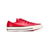 Converse Tênis 'all Star' Com Cano Baixo - Vermelho