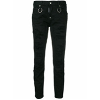 Dsquared2 Calça Jeans Skinny Cool Girl - Preto
