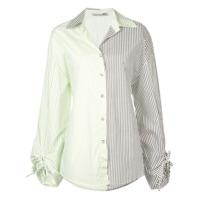 Silvia Tcherassi Camisa Listrada - Branco